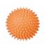 Играчка за куче - Светеща топка със звук - таралеж - 10 cм.