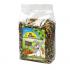 JR Farm - Висококачествен микс за всички гризачи, особено за мини зайци и морски свинчета, 1 кг