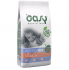 Храна за котка Oasy Cat Adult Salmon със сьомга - 1,50кг; 7,5кг