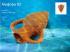 """""""Амфора 02 """" - Декоративна керамика за аквариум"""