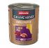 Консервирана храна за куче Animonda GranCarno SP Supreme Pure с един източник на протеин, с агнешко месо, 400гр