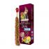 """""""Prestige Excellence Sticks Fruit & Veggies - Parakeets"""" - Препечени големи стикове със семена, киви, лимон и морков"""