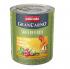Консервирана храна за кучета Animonda GranCarno Superfoods Chicken, с пиле, спанак, малини, тиквено семе, 400гр