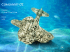 """""""Самолет 01"""" - Декоративна керамика за аквариум"""