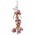 Дървена играчка за папагал Croci, 35см