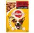 Pedigree - Pouch adult пауч за кучета над 12 месеца,  100 гр - разлчини вкусове