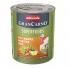 Консервирана храна за кучета Animonda GranCarno Superfoods Turkey, с пуйка, манголд, шипки, ленено масло, 400гр