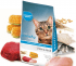 """Crunchy Cat Menu Fish & Rice"" - Храна за котки с риба и ориз за израстнали котки над 1 година"