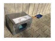 Ето как да направим къщичка за бездомни котки с домашни материали