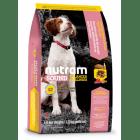 S2 Nutram Sound Balanced Wellness Natural Puppy - За подрастващи кученца от СРЕДНИ ПОРОДИ от 6 до 52 седмици - насипен вариант по 1 кг.