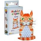 Комплект Модулно оригами Котка