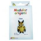 Комплект Модулно оригами Сова