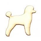 Куче от бирен картон 50x48x1 мм -2 броя