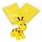 Самосъхнещ моделин цвят жълт светъл-14~15 грама