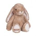 Плюшена играчка - кафяв заек, 25 см.