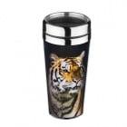 Термо чаша тигър, 470 мл.