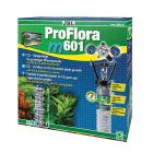 JBL ProFlora m601 (set CO2) - професионална СО2 система с бутилка 500g за многократна употреба със стойка, редуцил вентил, разпръсквател на СО2, 2м Со2 маркуч,възвратен клапан,CO2/pH Permanent Test600l