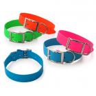 Нашийник - лента с PVC/TPU покритие, различни размери и цветове, Миазоо