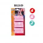 Торбички за отпадъци - 3бр - различни цветове
