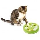 Интерактивна играчка за котки със скривалища за лакомства FERPLAST Ø 23 x 4,2 cm