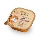 Пастет за коте Pro natural 100гр - три вкуса