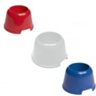 Дълбока пластмасова купа за храна или вода - за кокер шпаньол