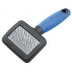 Ferplast - синя четка за финно разресване за гризачи