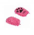 Микрофибърна ръкавица за почистване на козина