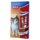 """Creamy Snacks"" - Лакомство за котки със сьомга и пилешко"