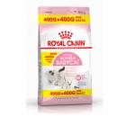 Royal Canin Mother & Babycat 400+400 гр. - За майката и нейните котенца (от 1 до 4 месеца) по време на отбиването. Бременни или кърмещи котки