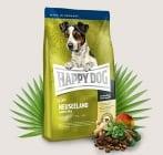 Храна за кучета от дребни породи Happy Dog Мини Нова Зеландия с агнешко месо - три разфасовки