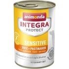 Integra Protect Sensitive БЕЗ ЗЪРНО - храна за чувствителни и алергични кучета, 400 гр - три вкуса
