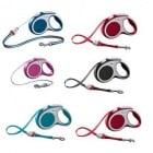 Flexi Vario с въже 5 м - 2 размера; различни цветове
