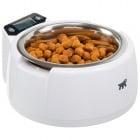 Optima - Купа за хранене на кучета и котки с вградена електронна везна