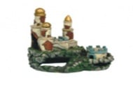 Замък със златни кули