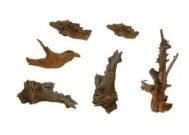 Естествени корени Drift Wood с различни размери