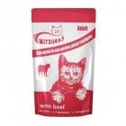 Пауч за коте Mitzura 100гр - различни вкусове