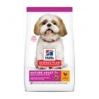 Hills - Science Plan Small & Mini Mature 7+ с пилешко - Пълноценна суха храна за дребни и миниатюрни породи кучета над 7 години