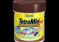 Tetra Min baby - Храна за подрастващи рибки - 66мл