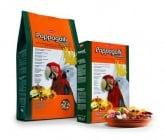 """""""Pappagalli GrandMix"""" - Пълноценна храна за голeми папагали с плодове"""