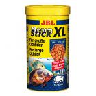 JBL NovoStick XL-за големи месоядни цихлиди /гранули/  - 1 литър и 5,5 литра.