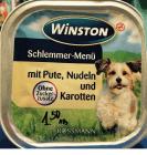 Пастет за куче Winston 300гр