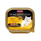 Пастет за котки Von Feinsten Grain Free, 100гр от Animonda, Германия - различни вкусове