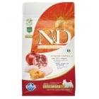 N&D ADULT MINI PUMPKIN - пълноценна храна за кучета от дребни породи с тиква, с пиле и нар