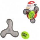 Играчка за куче Бумеранг и футболна топка