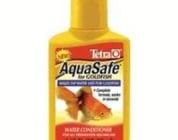 Tetra AquaSafe Goldfish- Премахва хлорта и металите