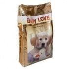 BABY LOVE - Гранулирана българска храна за кученца до 8 месеца - насипна х 1 кг, ЛЮБИМЕЦ