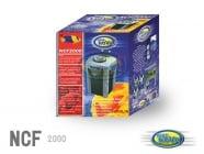 Aqua Nova NCF-2000 (2000L/H)   Външен филтър за аквариуми до 800л