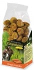 """""""Grainless"""" -Беззърнена допълваща храна за гризачи с моркови"""