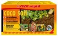 sera coco soil - пресован кокосов субстрат